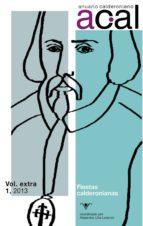 Anuario calderoniano, Vol. extra 1, 2013.