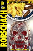 Antes de Watchmen: Rorschach núm. 02
