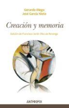 CREACION Y MEMORIA