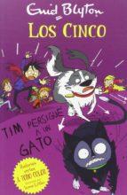 Tim persigue un gato (Historias Cortas de los Cinco)