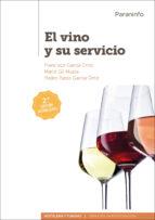 El vino y su servicio 2.ª edición 2017
