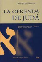 LA OFRENDA DE JUDA