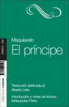 PRINCIPE, EL. (EBOOK)