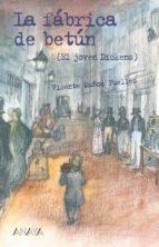 La Fábrica De Betún (Literatura Juvenil (A Partir De 12 Años) - Leer Y Pensar-Selección)