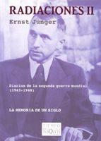 Radiaciones II: Diarios (1943-1948) (Tiempo de Memoria)