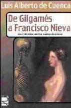 DE GILGAMES A FRANCISCO NIEVA: UN ITINERARIO FANTASTICO