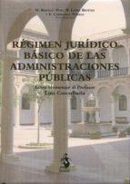 Régimen Jurídico Básico de las Administraciones Públicas