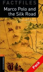 marco polo and the silk road (oxford bookworms library stage 2) (include audio cd) janet hardy gould 9780194236423