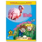 macmillan children s readers: level 3a : birds - the mysterious e gg-9780230010123