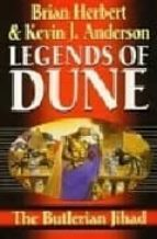 The Butlerian Jihad: Legends of Dune 1 (English Edition)