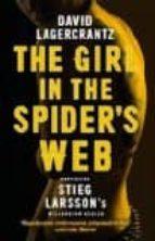 the girl in the spider s web (millennium series 4) david lagercrantz 9780857055323