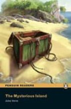 penguin readers level 2: the mysterious island (libro + cd)-jules verne-9781405878623