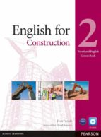 english for construction level 2 coursebook and cd rom pack 9781408269923