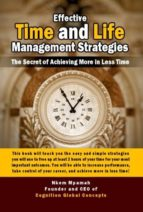 effective time management strategies (ebook)-nkem mpamah-9781466096523
