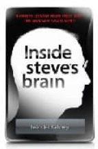 inside steve s brain leander kahney 9781843549123