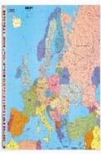 EUROPA POLITICA (PLASTIFICADO) (MAPA 15705)