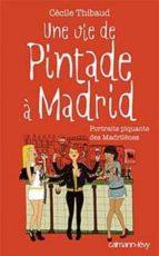 une vie de pintade a madrid: portraits piquants des madrilenes-cecile thibaud-9782702141823