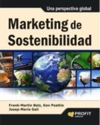 marketing de sostenibilidad (ebook)-josep maria gali-9788415735823