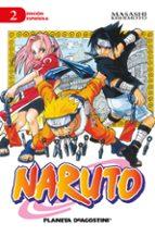 naruto nº 2 (de 72) (pda)-masashi kishimoto-9788415821823