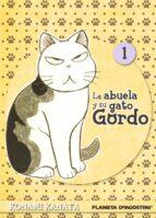 la abuela y su gato gordo nº 01 konami kanata 9788416051823