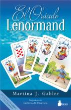 el oraculo lenormand-martina j. gabler-9788416579723