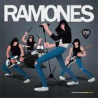 El libro de Ramones: band records #1 autor JOE PADILLA TXT!