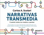 narrativas transmedia (ebook)-carlos alberto scolari-9788423415823