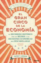 el gran circo de la economia peter t. leeson 9788423430123