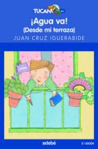 ¡Agua va! (Literatura infantil y juvenil)
