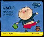 nacho viaja con su abuela (mayusculas)-liesbet slegers-9788426346223