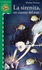 la sirenita, un cuento del mar-marina seoane-9788428530323