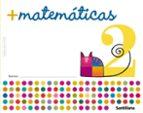 cuaderno de matematicas 2 (educacion infantil) 9788429407723