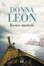 restes mortals donna leon 9788429775723