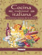cocina tradicional italiana-9788430571123