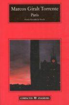 paris (premio herralde de novela)-marcos giralt torrente-9788433967923