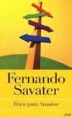 etica para amador-fernando savater-9788434453623