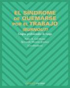 el sindrome de quemarse por el trabajo (burnout): grupos profesio nales de riesgo (1980 2006) 9788436821123