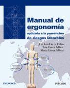 MANUAL DE ERGONOMÍA APLICADA A LA PREVENCIÓN DE RIESGOS LABORALES (EBOOK)