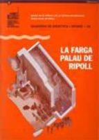 El libro de La farga palau de ripoll autor MAGDA FERNANDEZ DOC!
