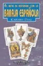 el arte de adivinar con la baraja española carmen diaz 9788441408623