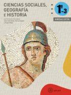 ciencias sociales 1º eso (andalucia) (2011) 9788446033523