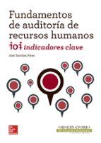 fundamentos de auditoria de recursos humanos jose sanchez perez 9788448190323