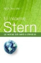 el informe stern: la verdad sobre el cambio climatico-nicholas stern-9788449320323