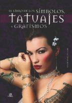 el libro de los simbolos, tatuajes y grafismos noemi marcos alba 9788466222723