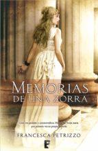 memorias de una zorra (ebook)-francesca petrizzo-9788466646123