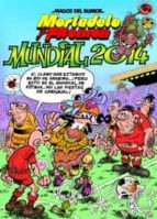 mundial 2014 (magos del humor: mortadelo y filemon)-francisco ibañez-9788466653923