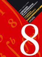 estadistica y probabilidad ii 2º bachillerato ejercicios de matem aticas aplicadas ciencias sociales cuadernillo nº 8 9788466722223