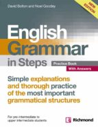 new english grammar in steps practice book with answers 9788466817523