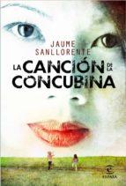 la canción de la concubina (ebook)-jaume sanllorente-9788467037623