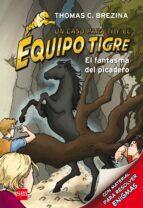equipo tigre 3:el fantasma del picadero-9788467561623